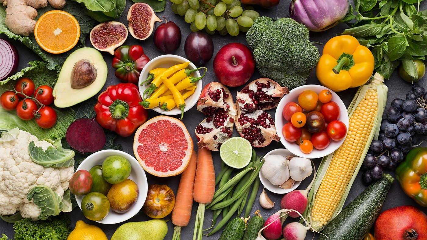 Healthy food to fight psoriasis