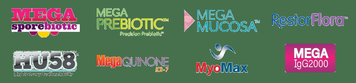 Megaspore Logos