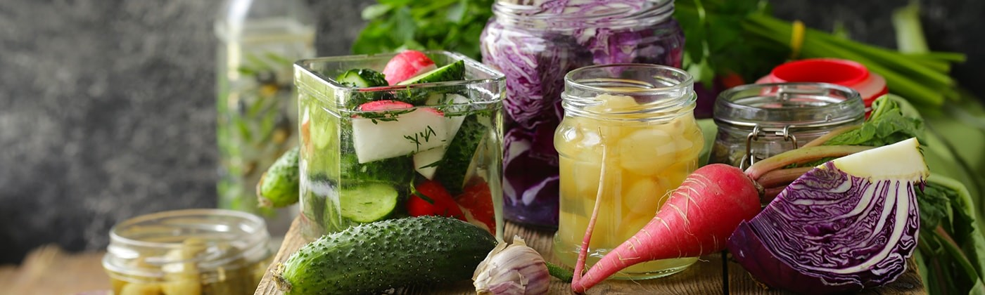 Pickled Vegetables, a Good Source of Probiotics
