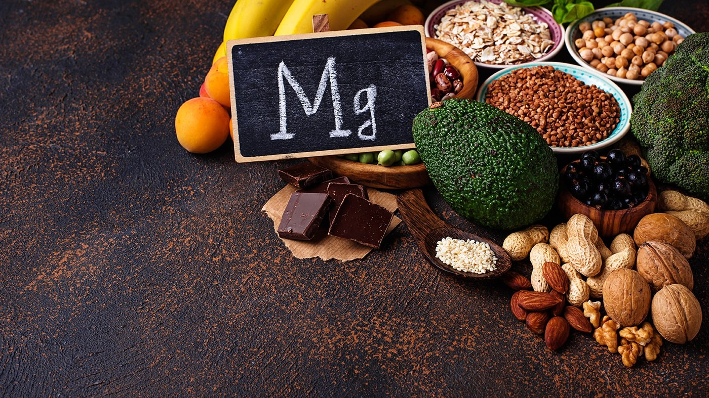 Foods containing magnesium