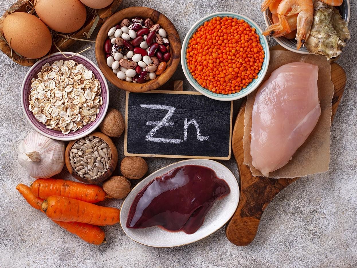 Healthy food sources of zinc