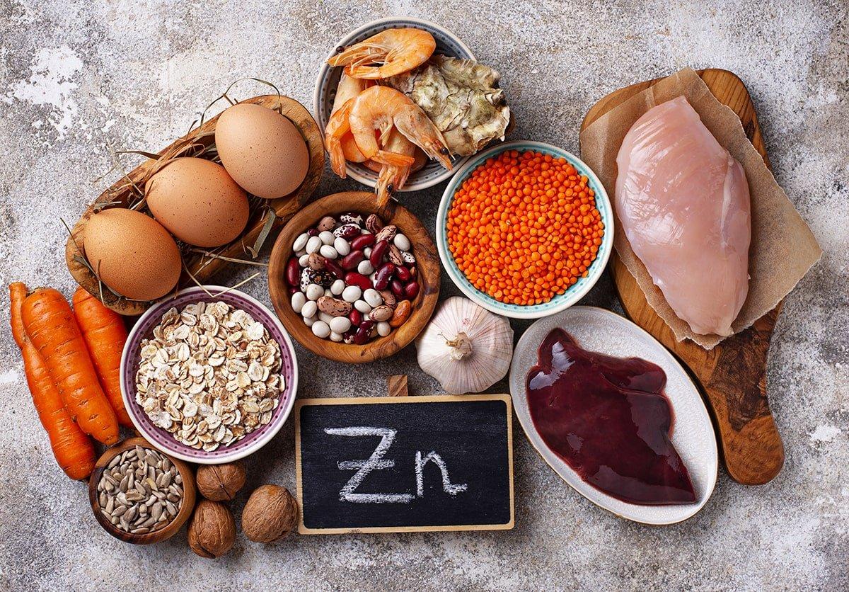 Foods full of zinc