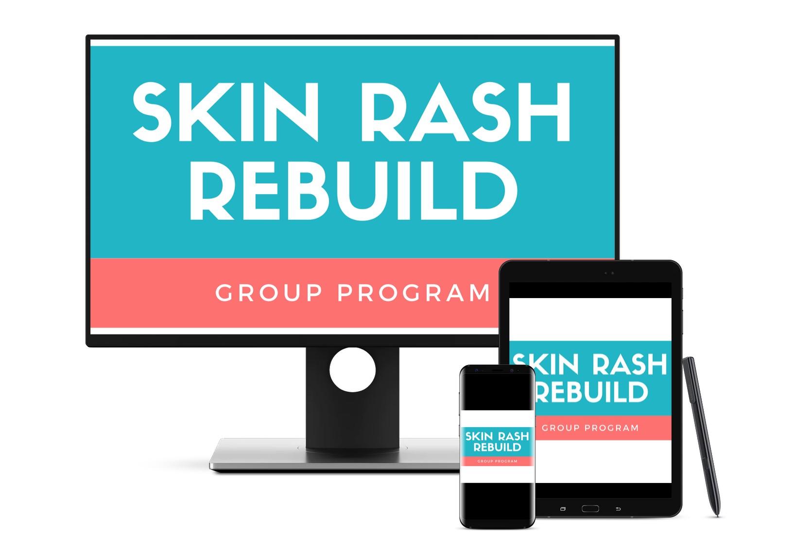 Skin Rash Rebuild